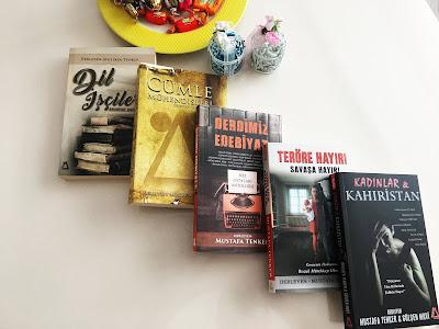 Yazar Mustafa Tenker kitaplar