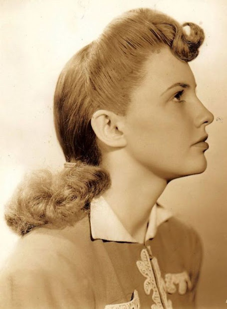 1940s hairstyles unique