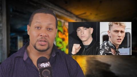 """Eminem Drops MGK Diss """"Kill Shot"""""""