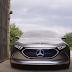 Nouvelle vidéo de la Mercedes-Benz EQ Concept Car