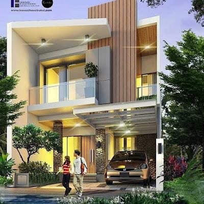 Desain Rumah Klasik Sederhana