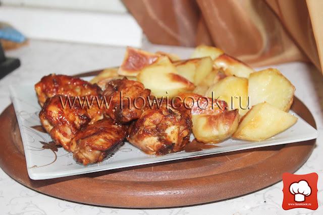 рецепт как вкусно приготовить куриные крылышки