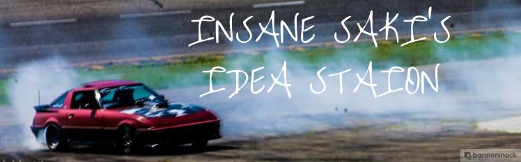 Insane Saki's Idea Station: FB RX7 S13 Suspension: So how