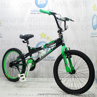 20Inch Pacific X-Man 2.0  FreeStyle BMX Bike
