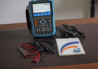 Darmatek Jual Siglent SHS-806 Dual-Channel, 60MHz Bandwidth