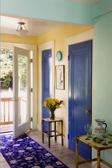 Entryways and staircases - basics that should not be ...
