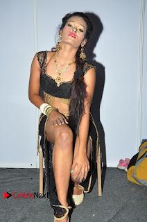 Actress Dancer Nisha Pictures at Janatha Garge Sucess Meet  0052.JPG