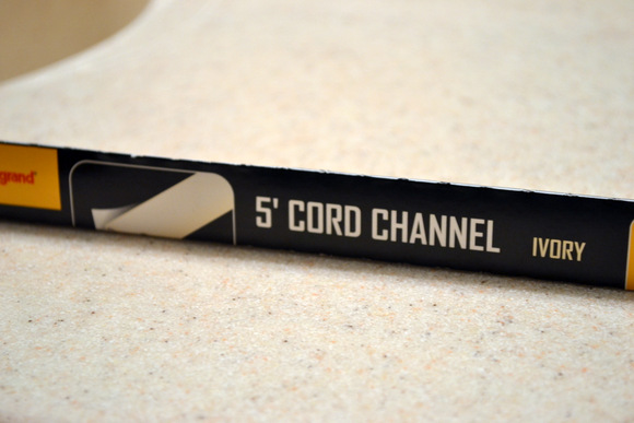 5 foot cord channel