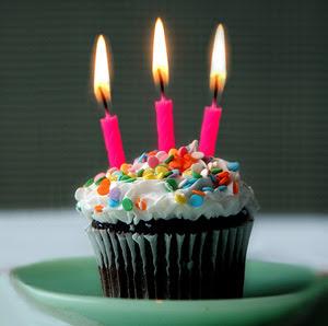 Blogerki zawsze obchodzą urodziny dwa razy + konkurs