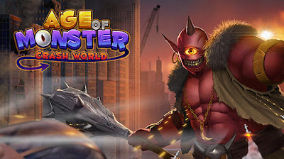 Download Age of Monster: Crash World MOD APK Full Version (Unreleased) Terbaru Juli 2017 Gratis