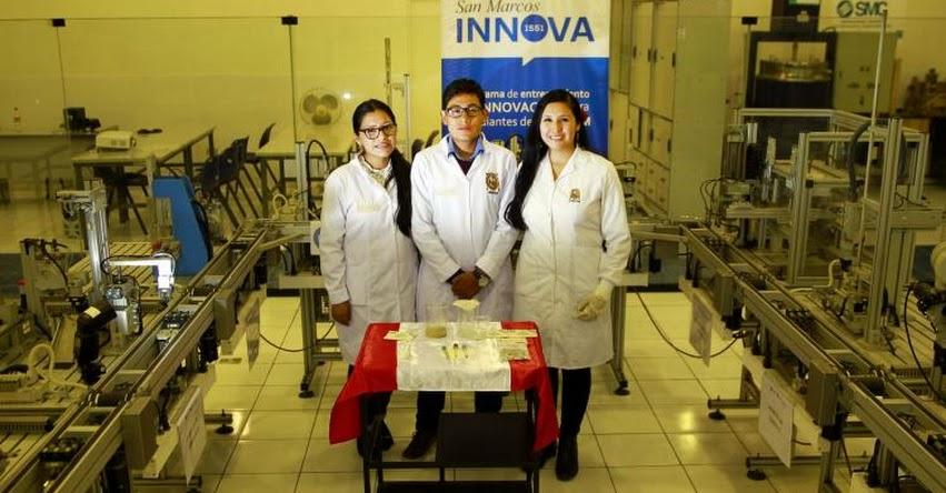 UNMSM: Conoce los últimos inventos de los estudiantes de la Universidad San Marcos