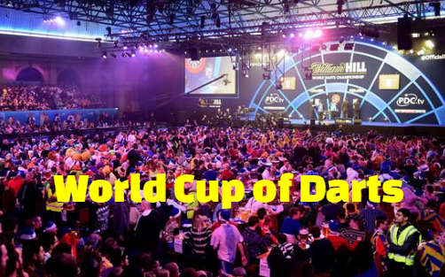 Betway World Cup of Darts 2018,  Draw, Teams, Dates, Fixtures , schedule, prize money, formate.