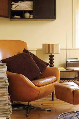 Mid-Century-Living-Room-Vintage-Material