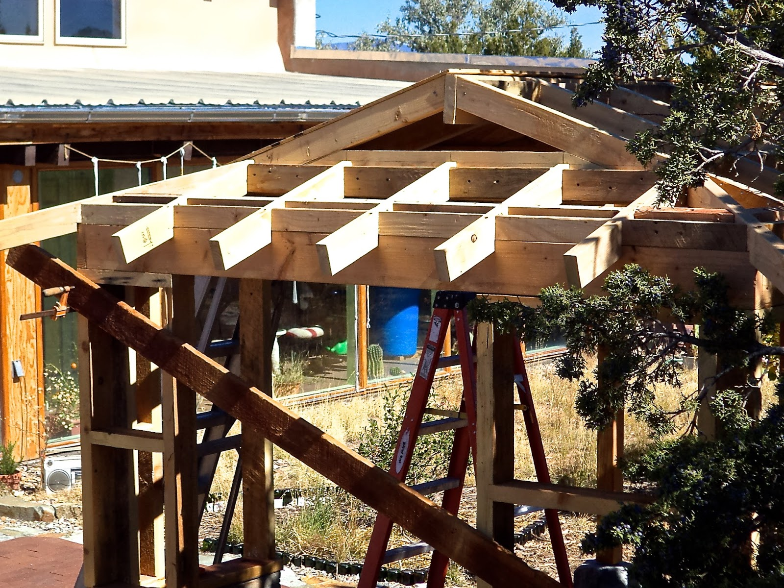 Alt Build Blog Building An Outdoor Kitchen 2 Framing