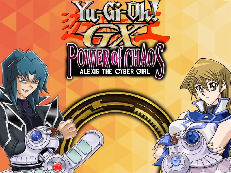 yu gi oh gx power of chaos pc gratuit