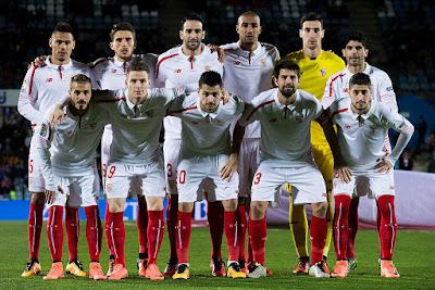 Daftar Skuad Pemain Sevilla 2016-2017
