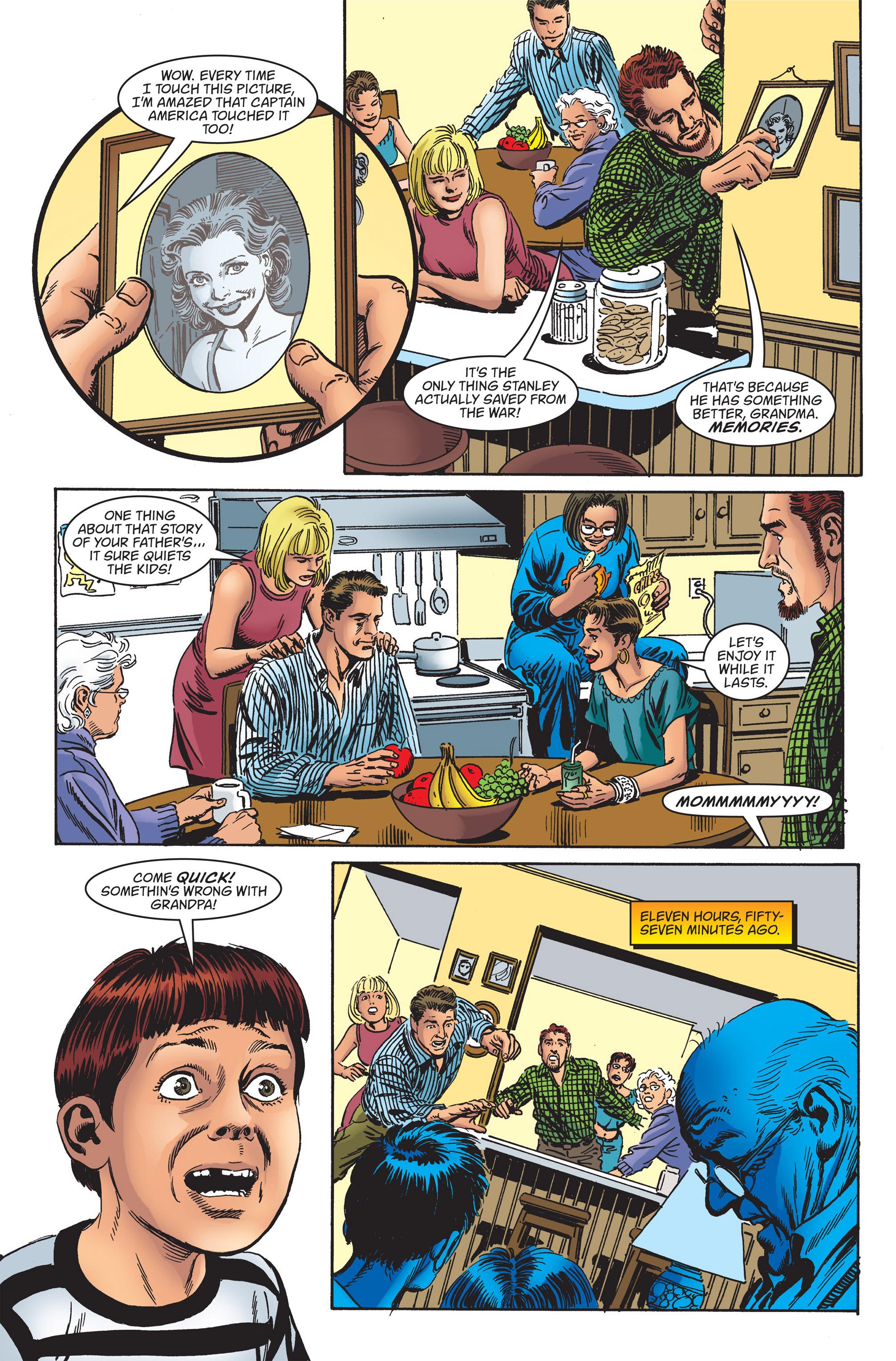 Captain America (1998) Issue #32 #38 - English 20