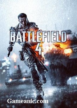 Battlefield 4 game cover