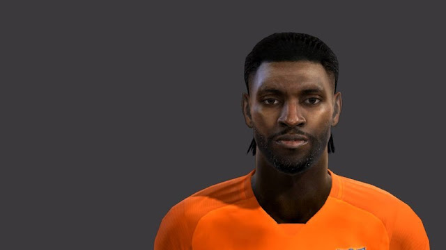 Adebayor Face PES 2013