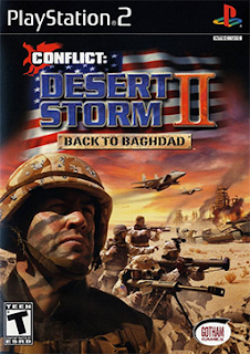 Free Download Conflict Desert Storm II Back to Baghdad PCSX2 ISO PC Games Untuk Komputer Full Version - ZGASPC
