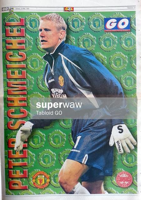 Peter Schmeichel Man. United