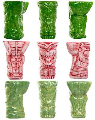 Gremlins Mondo Tee-kis Ceramic Tiki Mugs