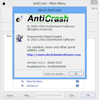 TÉLÉCHARGER ANTI CRASH 3.6.1