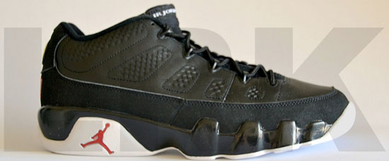 brand new 9c08d 661a6 ... usa air jordan 9 retro low derek anderson black true red white player  exclusive 2ad08 dfd24