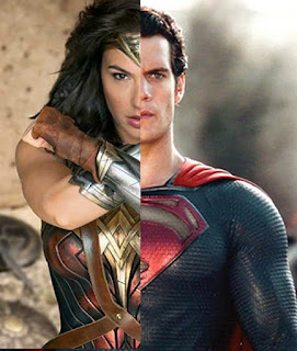 Wonder Woman vs Superman