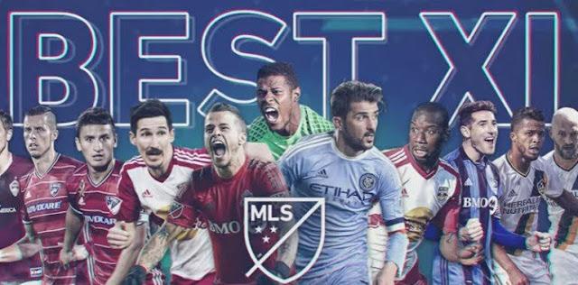 Seleção da MLS 2016 tem europeus como destaque