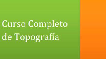 Curso completo de topografia - Ingenieria