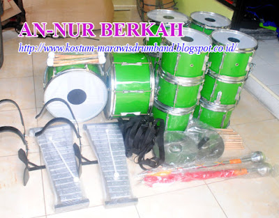 DRUM BAND TK STANDAR 20 ALAT