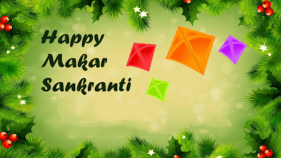 Happy Makar Sankranti New Photo
