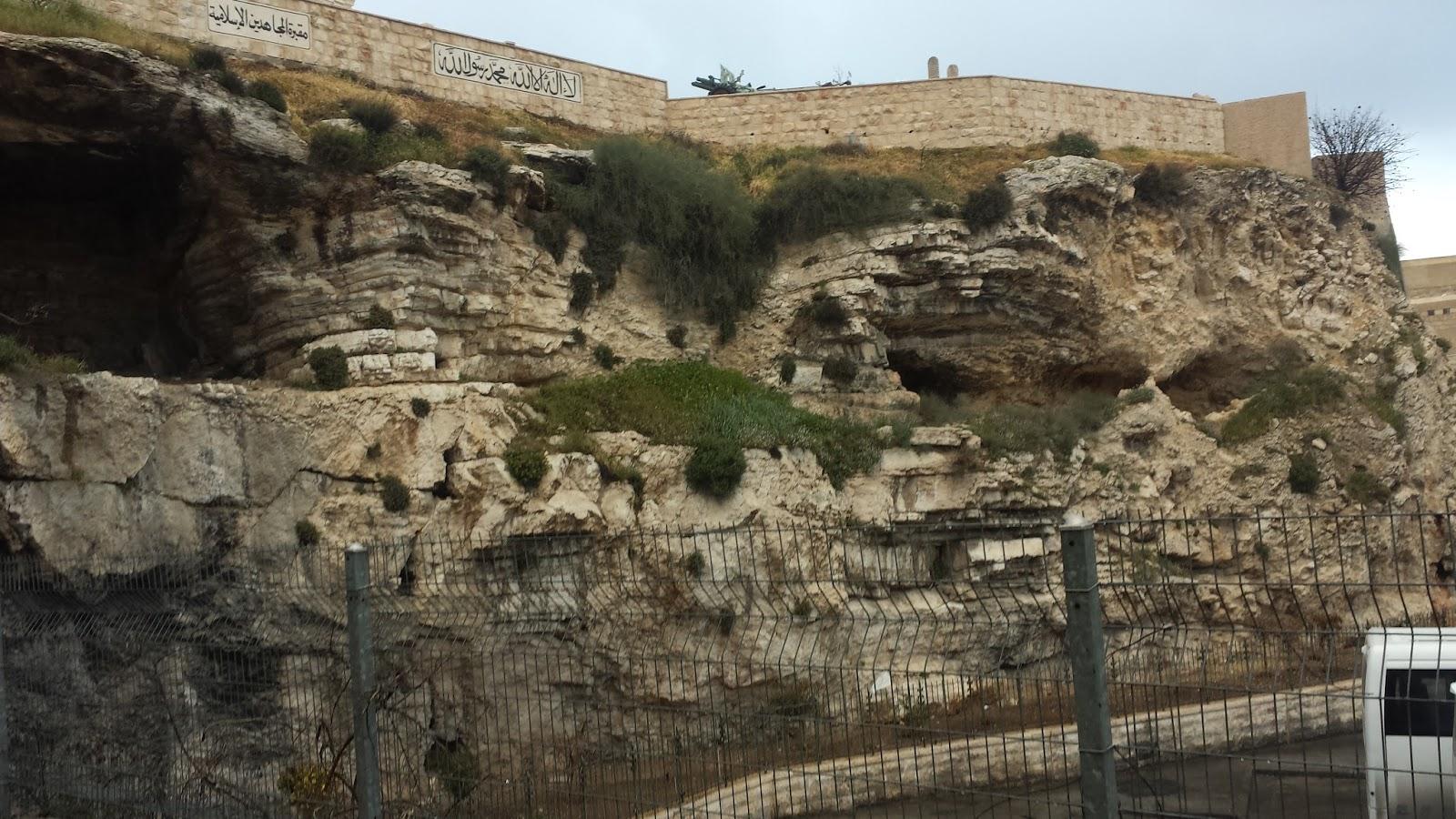 Monte da Caveira ou Gólgota