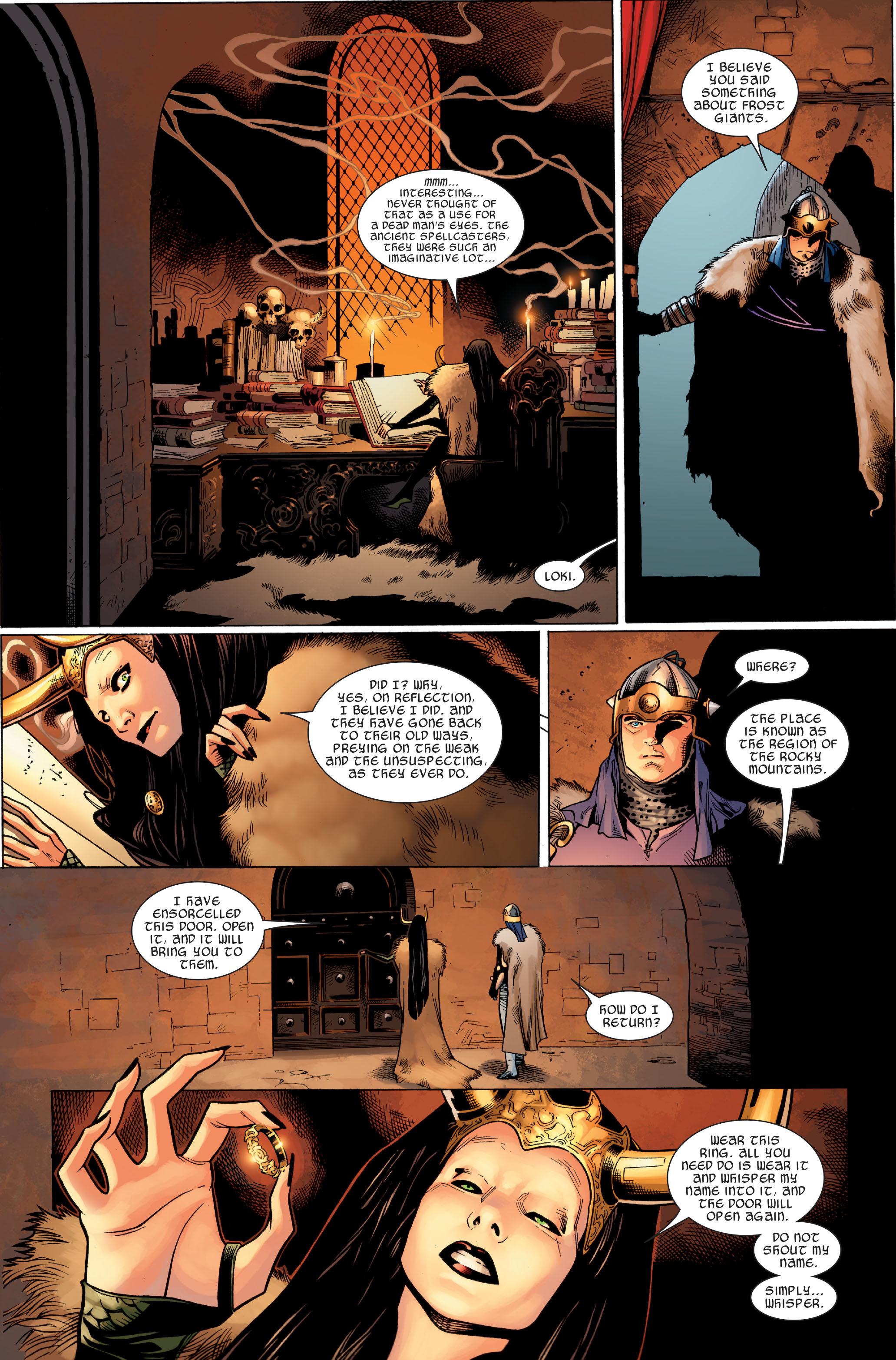 Thor (2007) Issue #9 #9 - English 6
