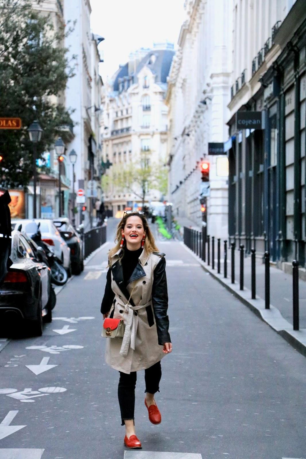 Paris street style spring 2019