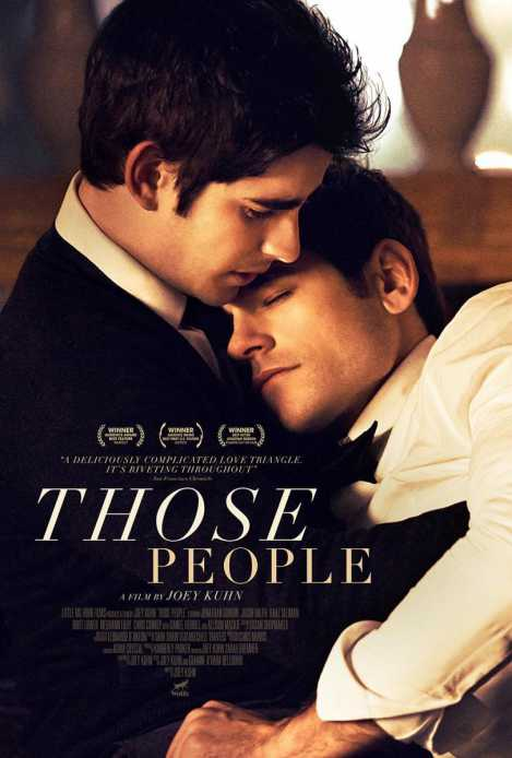 Aquellas Personas - Those People - PELICULA - EEUU - 2015