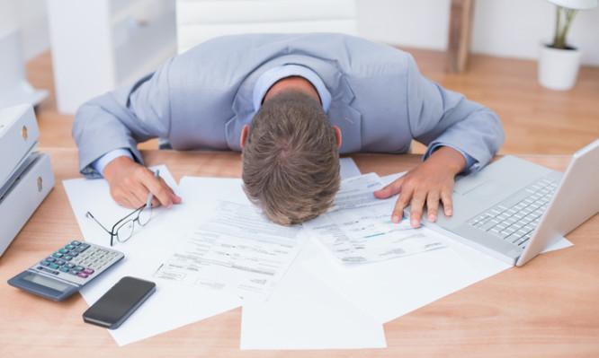 Το στρες στη δουλειά εμποδίζει τη χαλάρωση στις διακοπές