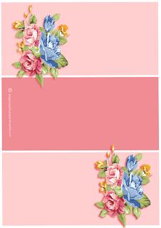 Grandes y coloridas rosas Rosas para mama para imprimir