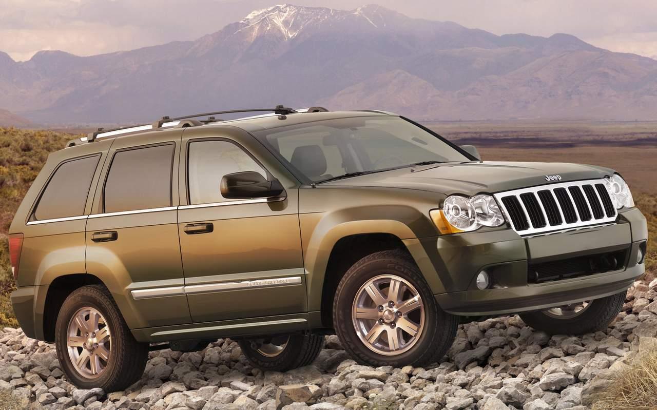 recall para jeep grand cherokee 2005 a 2010 car blog br. Black Bedroom Furniture Sets. Home Design Ideas