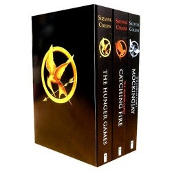 Picture of the Hunger Games Trilogy