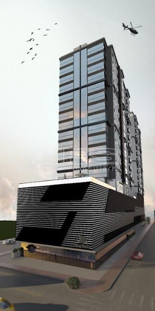 V2222 - PORTLAND PARK - Apartamentos com 2 suítes - 2 vagas de garagem - Frente Avenida - Perequê - Porto Belo/SC