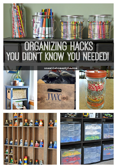 Organizing hacks you didn't know you needed for every room in your home