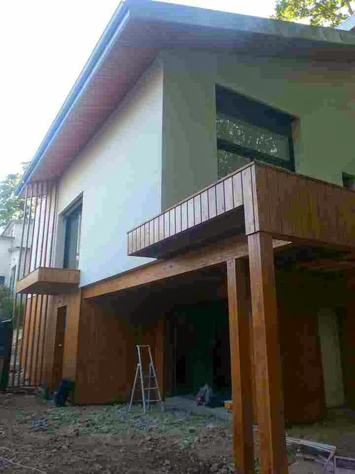 Constructii case lemn Constanta