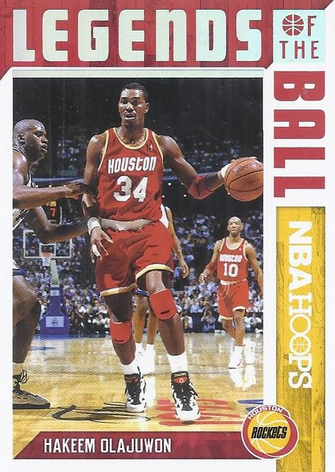 The Past Makes An Appearance As Well In The Legends Of The Ball Set A Nice Trip Back To The Nba Finals Between The Rockets And Magic With Shaq Being