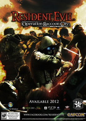 Resident Evil: Operation Raccoon City PC Full Español [MEGA]