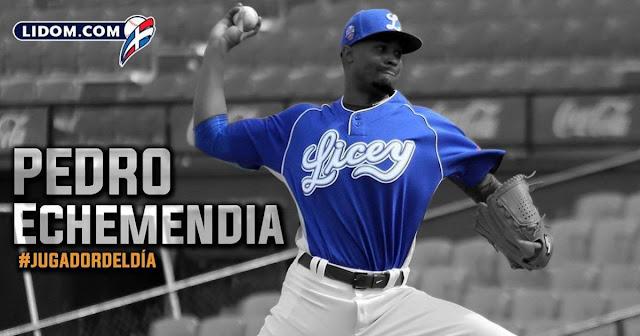 El lanzador cubano brilló este año en Dominicana con marca de 3-0, 3.31 de ERA en el Round Robin, más un impecable 0.92 de WHIP, menos de un embasado por inning