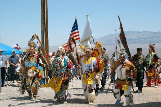 Snow Mountain Powwow em Las Vegas