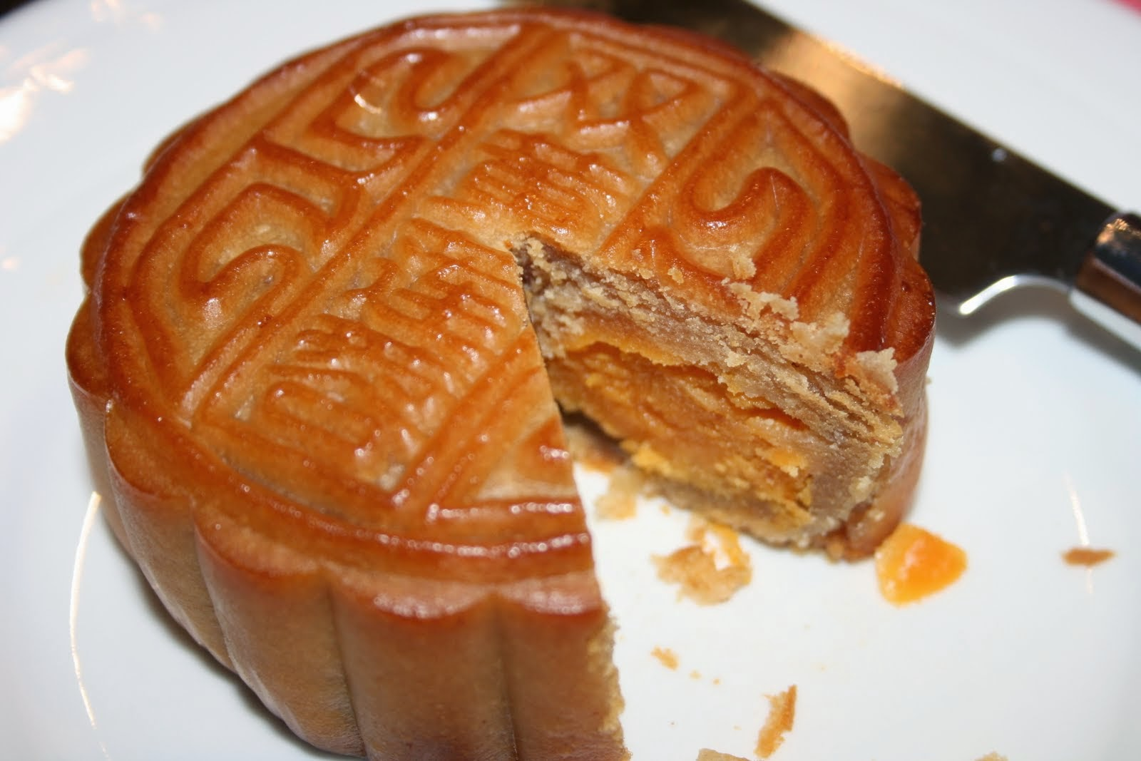 Mooncake festival legend