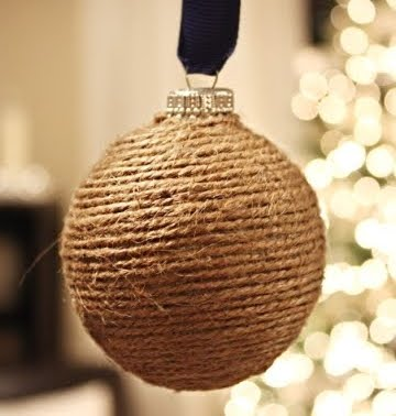 rope ornament
